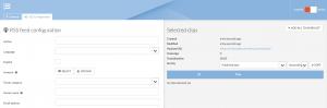 RSS Configuration